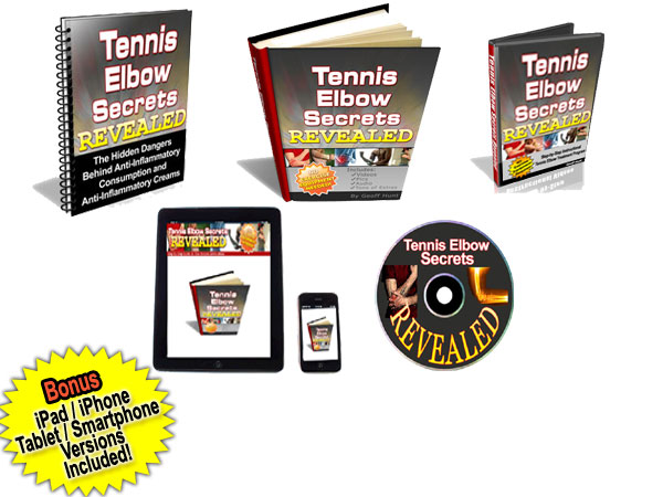 Cure Tennis Elbow at Home